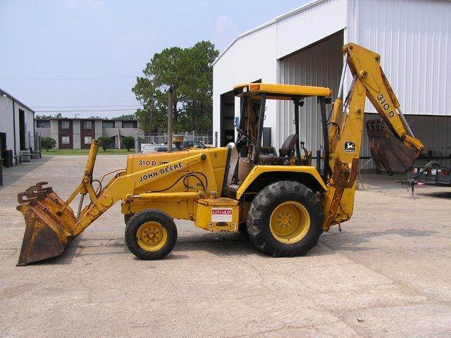 John Deere 310d Specifications : Excavators mini backhoe loaders wheel